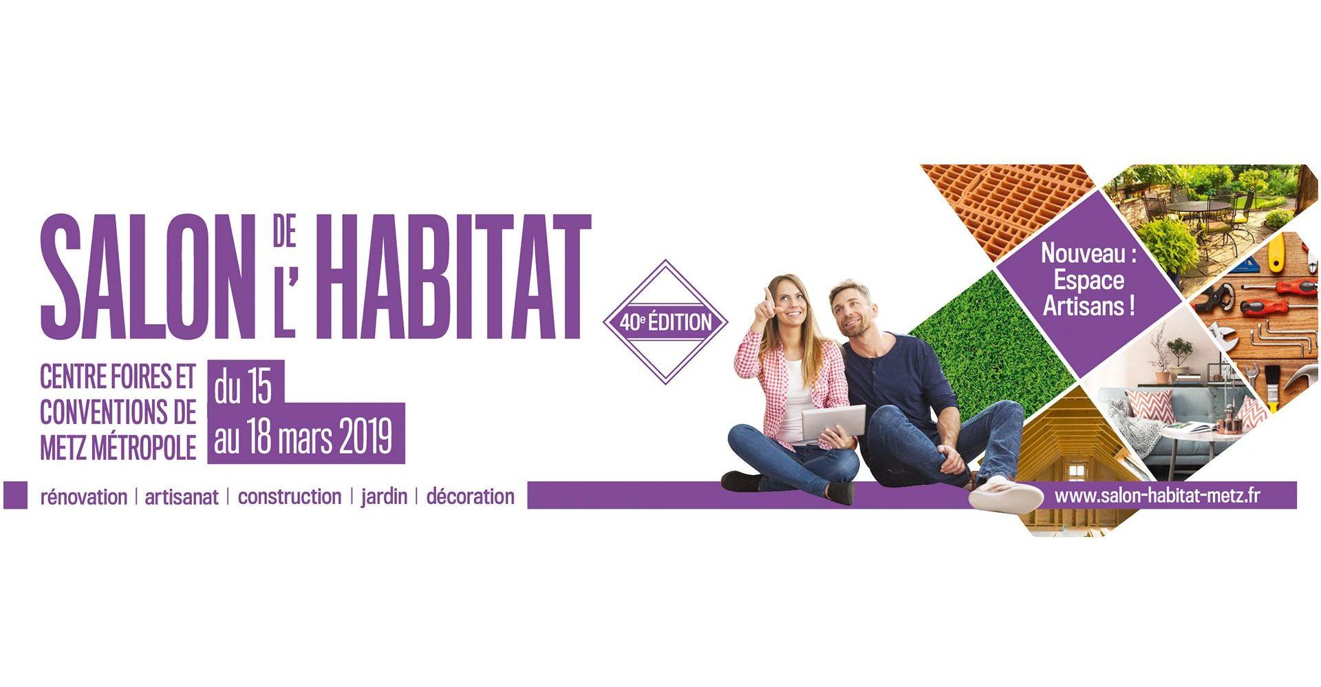 Salon de l'habitat 2019